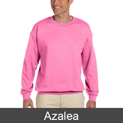 Sorority 8oz Crewneck Sweatshirt - Gildan 18000 - TWILL