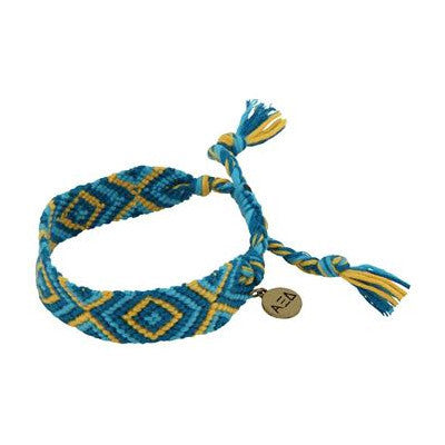 Alpha Xi Delta Friendship Bracelet - Alexandra Co. a1097