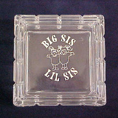 Sorority Big Sis / Lil Sis Keepsake Box - SP