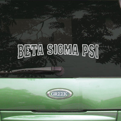 Beta Sigma Psi Stadium Sticker - Angelius Pacific apsc - CAD