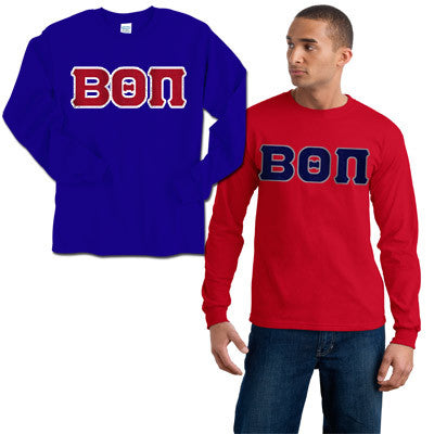 Beta Theta Pi 2 Longsleeve Tees Package - Gildan 2400 - TWILL