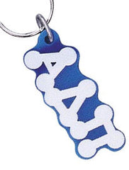 Sorority Bubble Letter Keychain - Craftique cqBKC