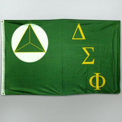Delta Sigma Phi Fraternity Banner - GSTC-Banner