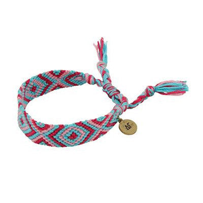 Delta Gamma Friendship Bracelet - Alexandra Co. a1097