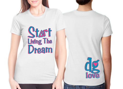 Start Living The Dream With Love