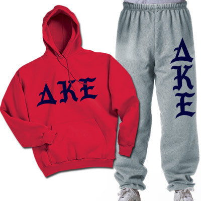 Delta Kappa Epsilon Printed Old English Package - CAD
