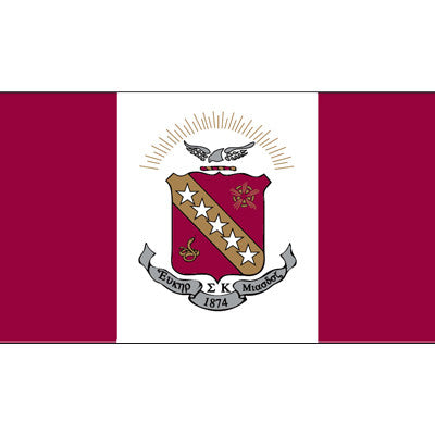 Fraternity and Sorority Banner Flag- GSTC-Banner
