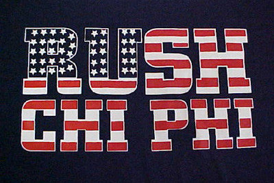 Flag Rush Shirts
