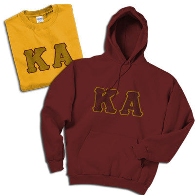 Kappa Alpha Hoody/T-Shirt Pack - TWILL