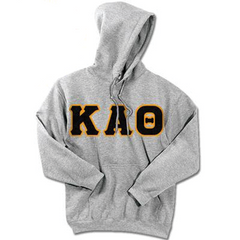 Kappa Alpha Theta 24-Hour Sweatshirt - G185 or S700 - TWILL
