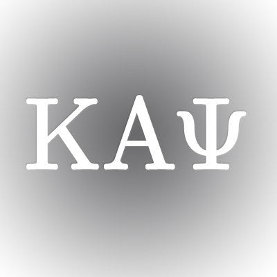 Kappa Alpha Psi Car Window Sticker - compucal - CAD