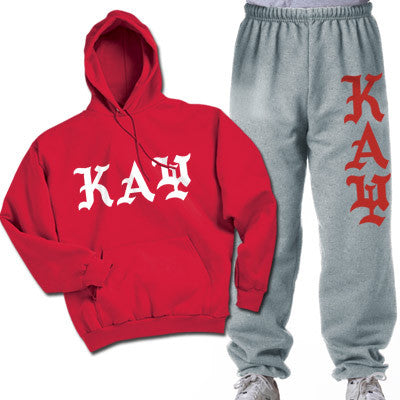 Kappa Alpha Psi Printed Old English Package - CAD