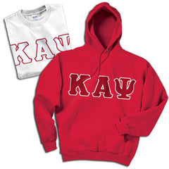 Kappa Alpha Psi Hoody/T-Shirt Pack - TWILL