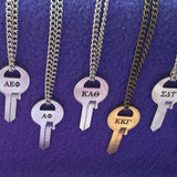 Sorority Karma Key Necklace