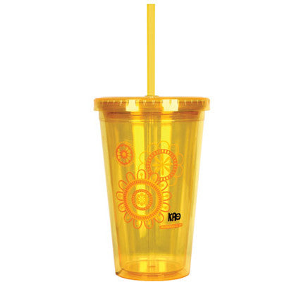Kappa Alpha Theta On-The-Go Tumbler - SALE - Alexandra Co. a1052