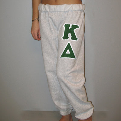 Kappa Delta Sorority Sweatpants - Jerzees 973 - TWILL