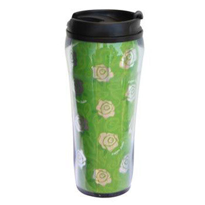 Kappa Delta Metallic Travel Mug - Alexandra Co. a1061