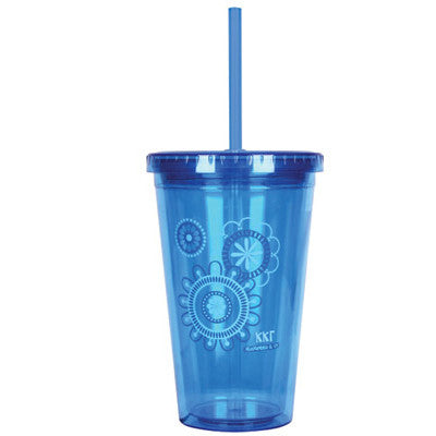 Kappa Kappa Gamma On-The-Go Tumbler - SALE - Alexandra Co. a1052