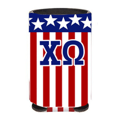 Greek Patriotic Koozie - SBL031 - SUB