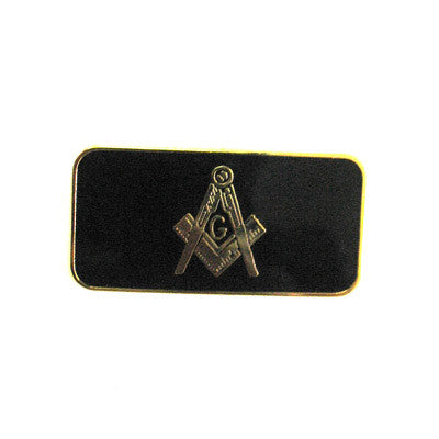 Masonic Compass Lapel Pin - SP-01