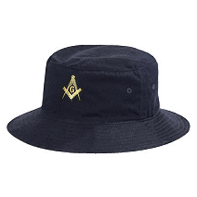 Masonic Bucket Hat - EMB