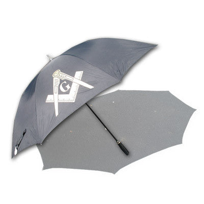 Masonic 30-inch Jumbo Umbrella