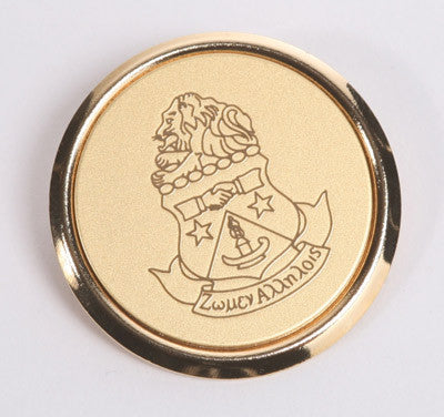 Greek Lapel Pin - mc154