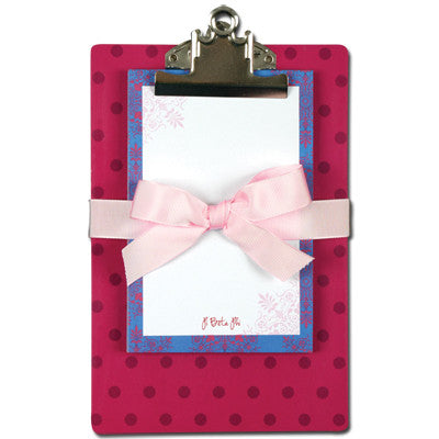 Pi Beta Phi Sorority Clipboard - Alexandra Co. a1035