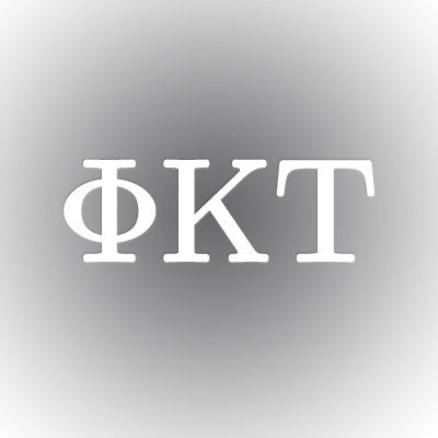 Phi Kappa Tau Car Window Sticker - compucal - CAD