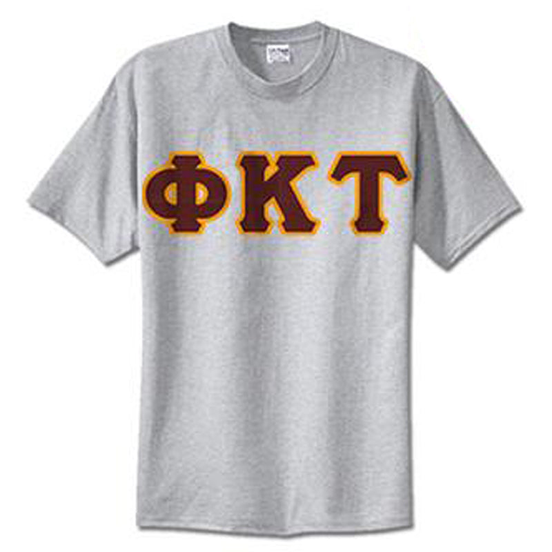 Phi Kappa Tau Standards T-Shirt - $14.99 Gildan 5000 - TWILL