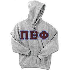 Pi Beta Phi 24-Hour Sweatshirt - G185 or S700 - TWILL