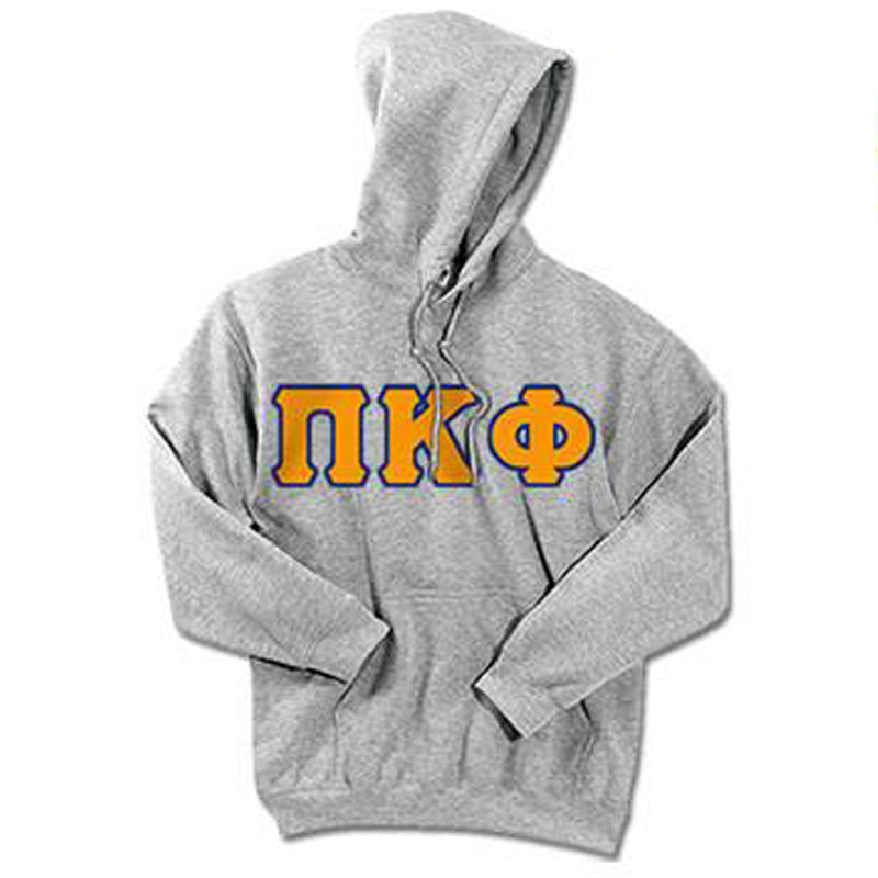 Pi Kappa Phi Standards Hooded Sweatshirt - $25.99 Gildan 18500 - TWILL