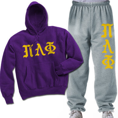 Pi Lambda Phi Printed Old English Package - CAD