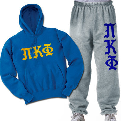 Pi Kappa Phi Printed Old English Package - CAD