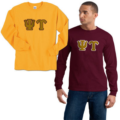 Psi Upsilon 2 Longsleeve Tees Package - Gildan 2400 - TWILL