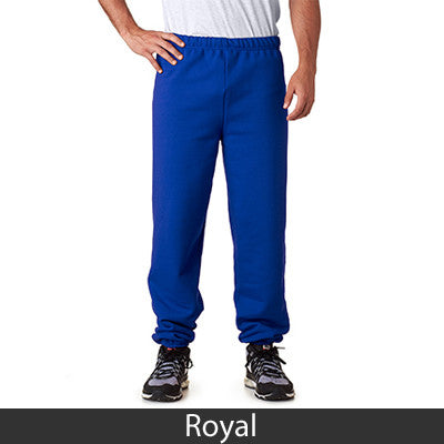 Zeta Phi Beta Sorority Sweatpants - Jerzees 973 - TWILL