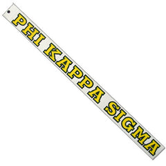 Phi Kappa Sigma Car Decal - Rah Rah Co. rrc