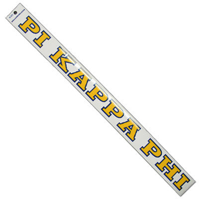 Pi Kappa Phi Car Decal - Rah Rah Co. rrc