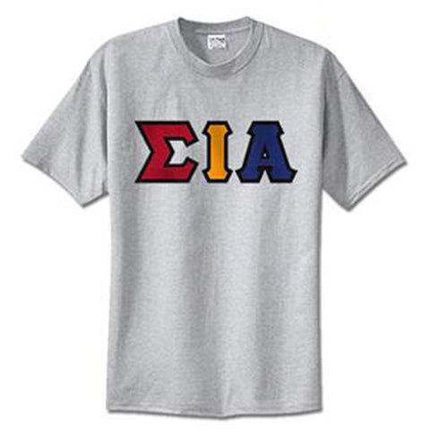 Sigma Iota Alpha Standards T-Shirt - $14.99 GIldan 5000 - TWILL