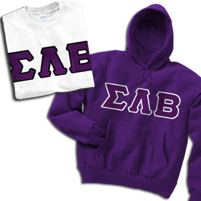 Sigma Lambda Beta Hoody/T-Shirt Pack - TWILL