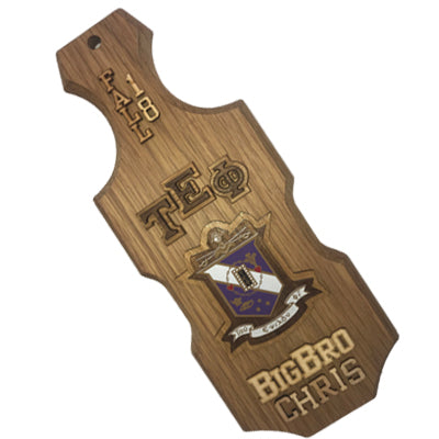 Greek Paddle Package - Small Paddle