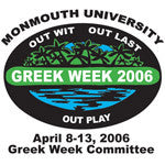 Survivor Greek Week shirt