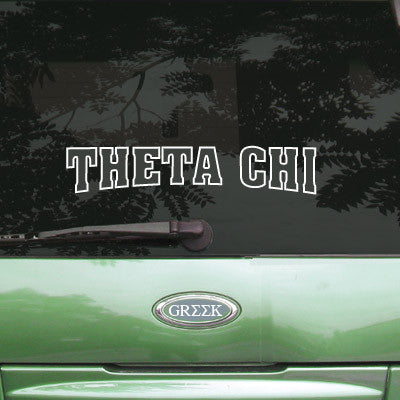 Theta Chi Stadium Sticker - Angelius Pacific apsc - CAD