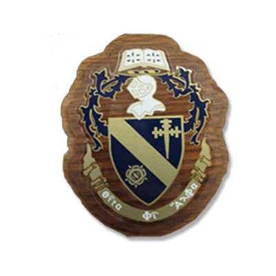 Theta Phi Alpha Large Wooden Crest - 503
