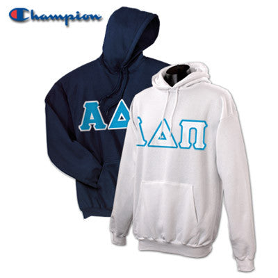 Alpha Delta Pi 2 Champion Hoodies Pack - Champion S700 - TWILL