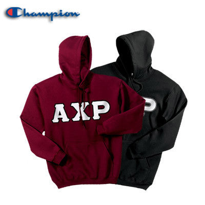 Alpha Chi Rho 2 Champion Hoodies Pack - Champion S700 - TWILL