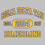 Vintage Athletic Homecoming Shirt