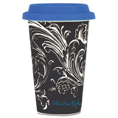 Zeta Tau Alpha Coffee Cup - Special - Alexandra Co. a1024