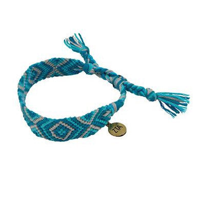 Zeta Tau Alpha Friendship Bracelet - Alexandra Co. a1097