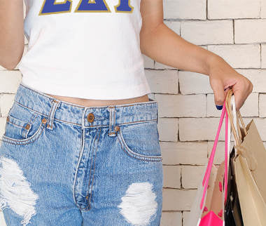 Shop Greekgear Sorority and Fraternity Sale Offers